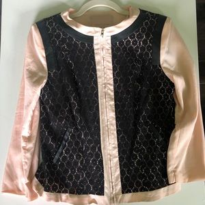 🔥2/$20 Gibson Latimer pink and black jacket